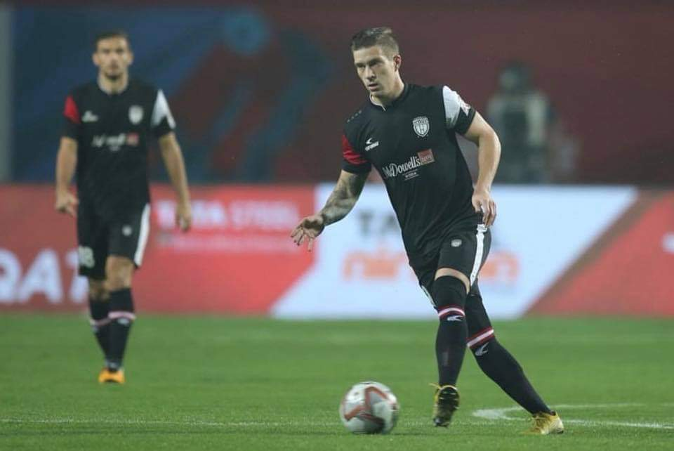 Federico Gallego extends his stay with Northeast United for the upcoming season