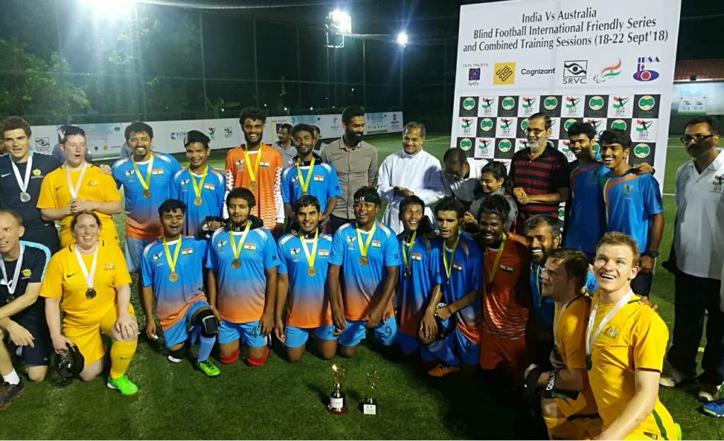 Overlooked, India's blind football team is making waves on the field IMG 20180921 WA0065