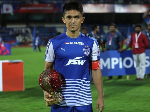 Bengaluru FC - Sunil Chhetri