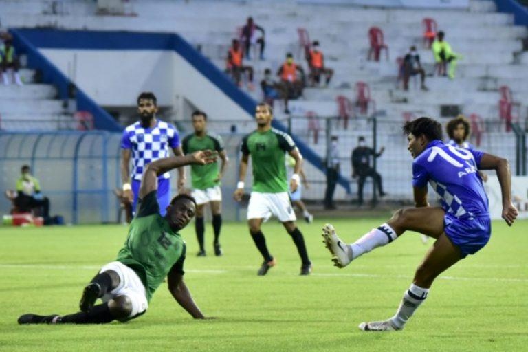 Match Report- ARA's Pratik Swami scores as ARA and FC Bengaluru United share points