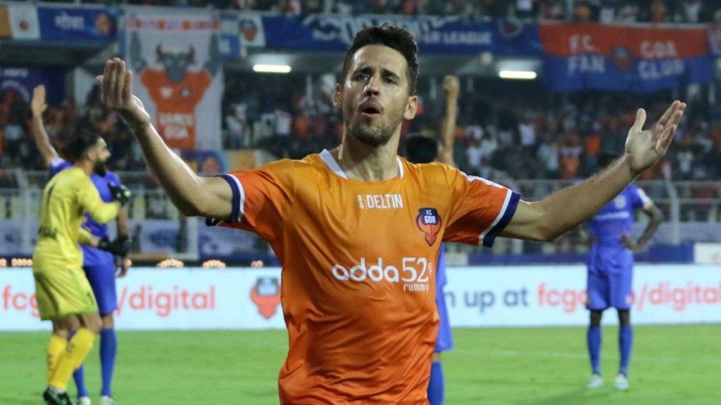 Corominas departs from FC Goa