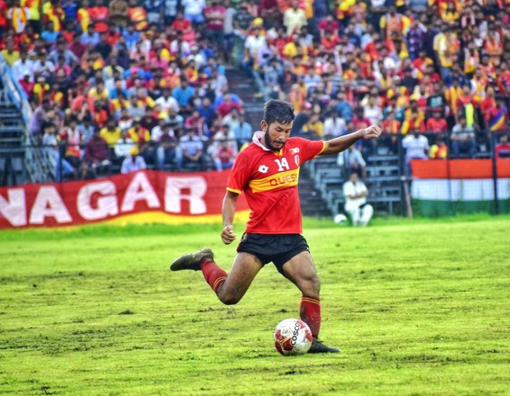 Tondomba Naorem Mumbai City FC