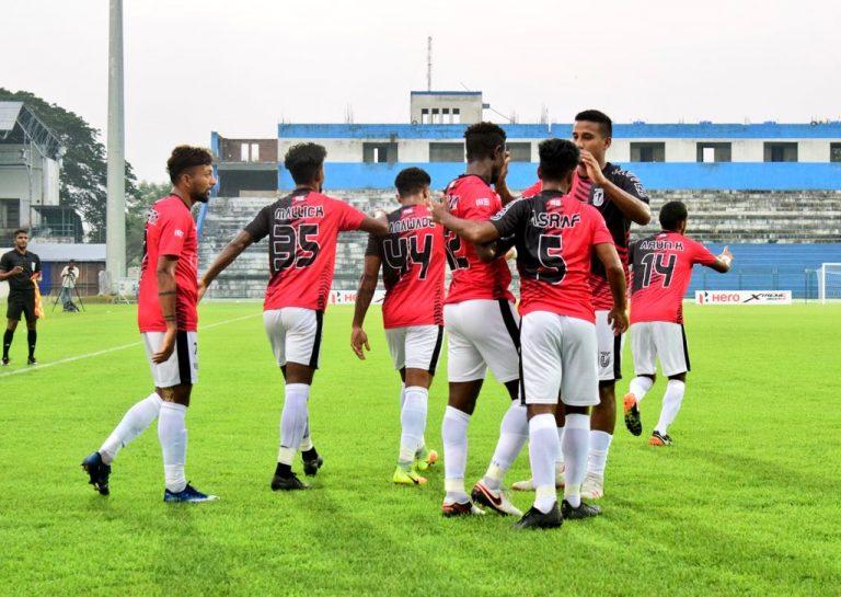 Match Report – FC Bengaluru United edge past Garhwal FC by a 1 Goal margin