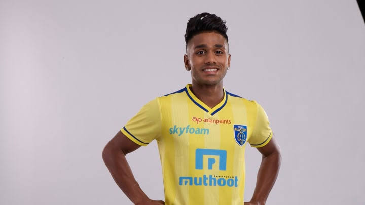The young prospects of Kerala Blasters FC for the 2020-21 stint images