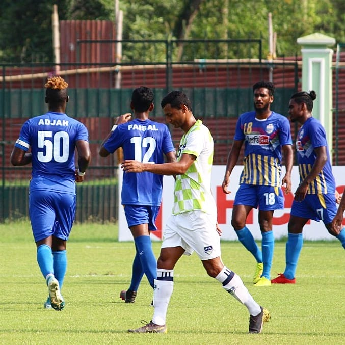Bhawanipore FC vs ARA FC, I-League Qualifiers:Final Score 2-0,Bhawanipore tasted victory but loses the I league Spot