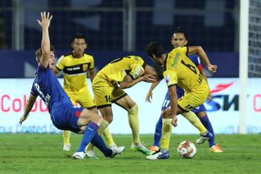 Bengaluru FC vs Hyderabad FC