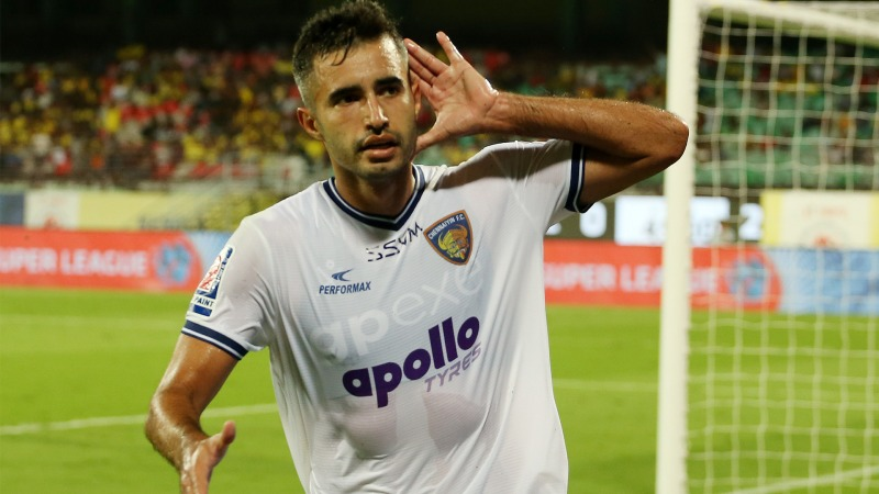 From Enes Sipović to Jakub Sylvestr: Who are the overseas recruits of Chennaiyin FC? Crivellaro