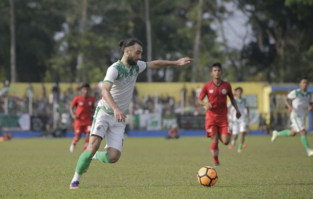 Sharif Mukhammad Gokulam Kerala I League