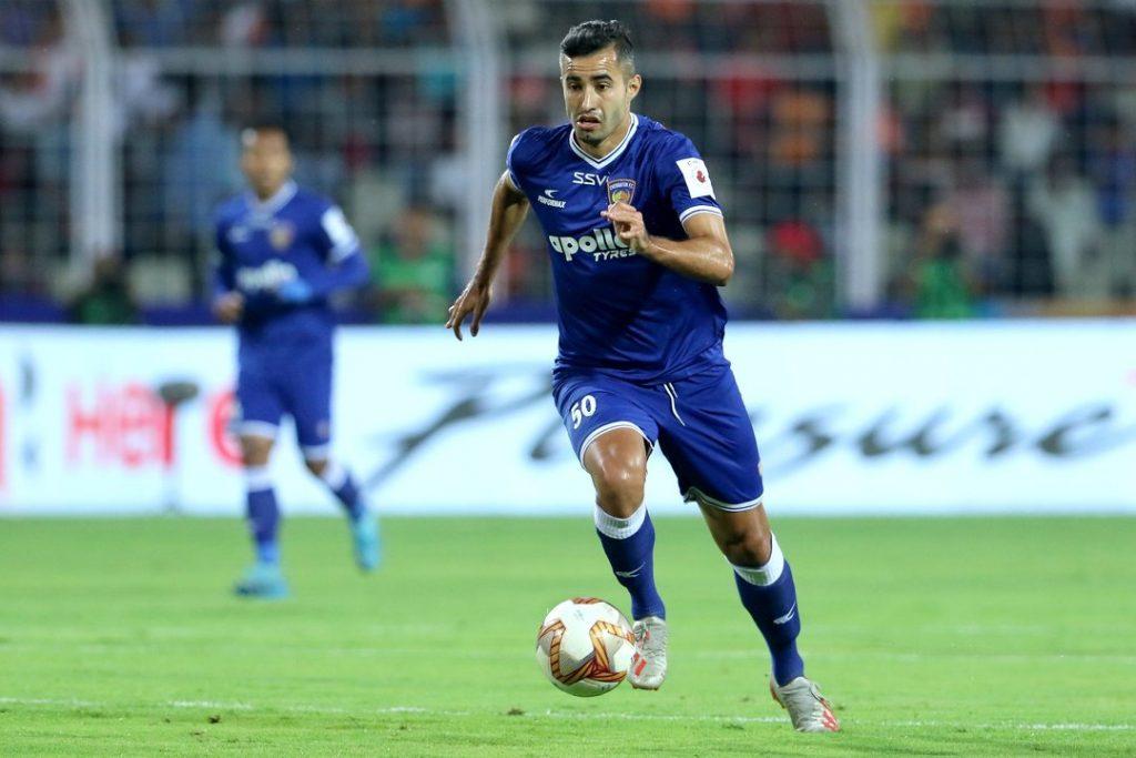 Sensible Transfers - Chennaiyin FC needs more midfield options crivellaro 1
