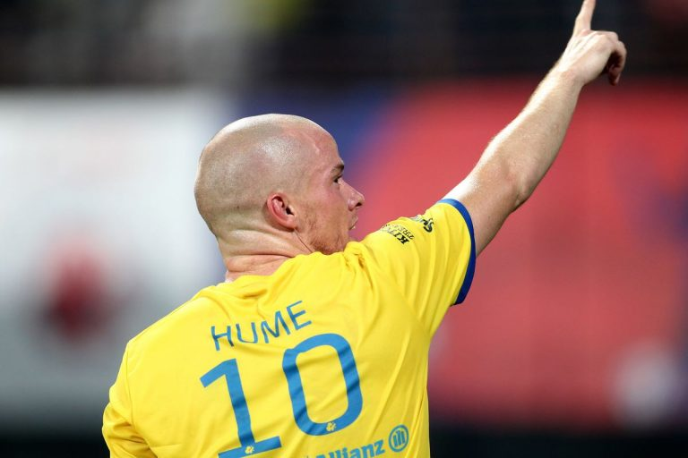 Iain Hume: In the next 5-10 years you will probably see a good few Indian players playing in Europe