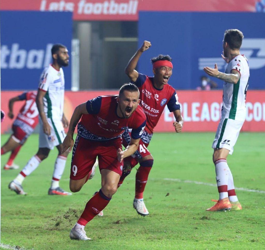 Player Ratings- Jamshedpur FC Vs ATK Mohunbagan FC 7291b3807f95b1cd4f10d3936bd01d33