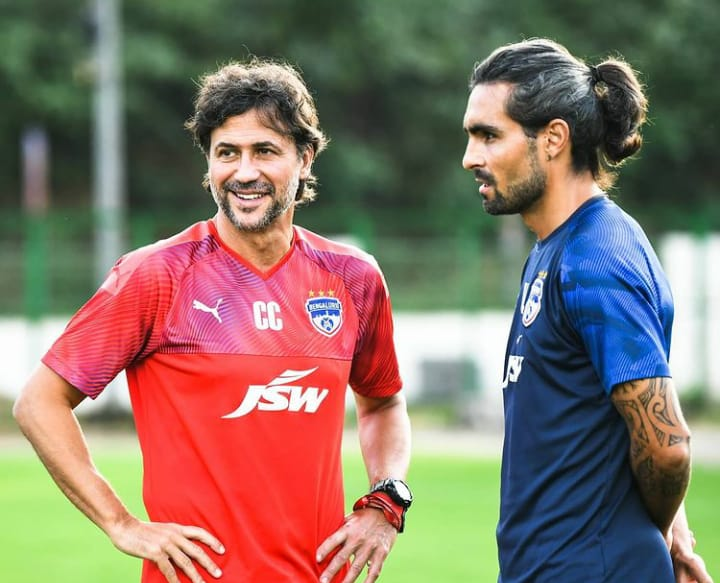 Match Preview: Odisha FC vs Bengaluru FC IMG 20201217 WA0000
