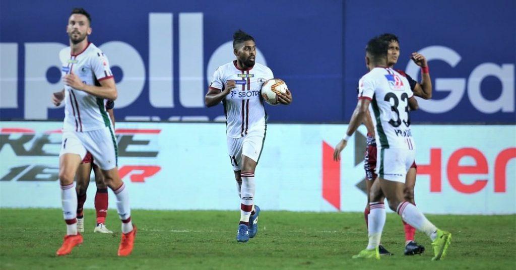Player Ratings- Jamshedpur FC Vs ATK Mohunbagan FC a30d06b6714e63739bf22c53e6a5e527