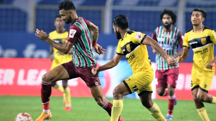 Match player ratings as ATK Mohun Bagan are held to a draw by Hyderabad FC image 2