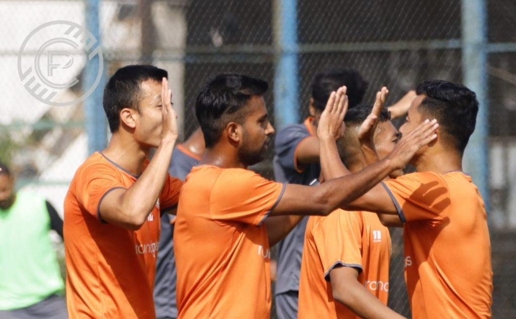 "Curtis Fleming, Punjab FC - ""This season would be more of a sprint than a marathon"" 20210109 145533"