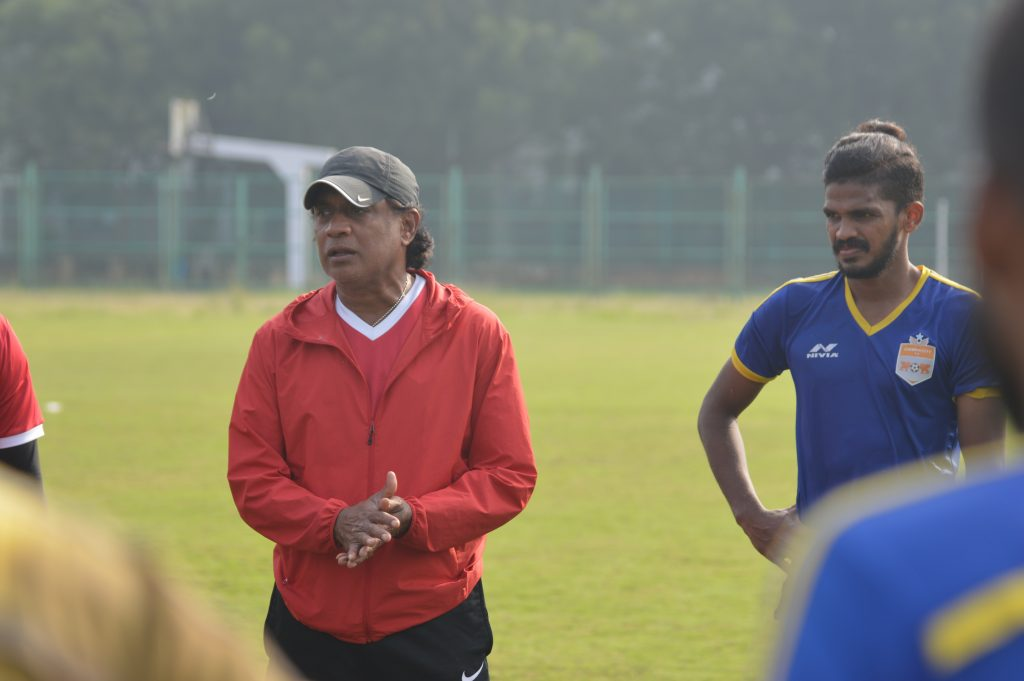 Satyasagara- We will showcase an entertaining and dynamic play of football DSC 0446
