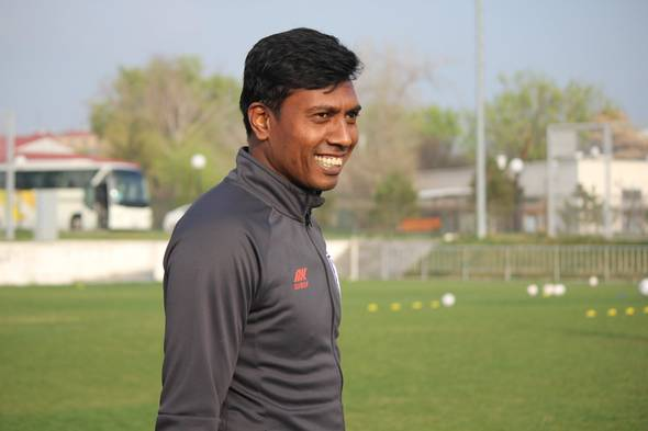Indian Arrows : Shanmugam Venkatesh – The players know the importance of playing in the I League