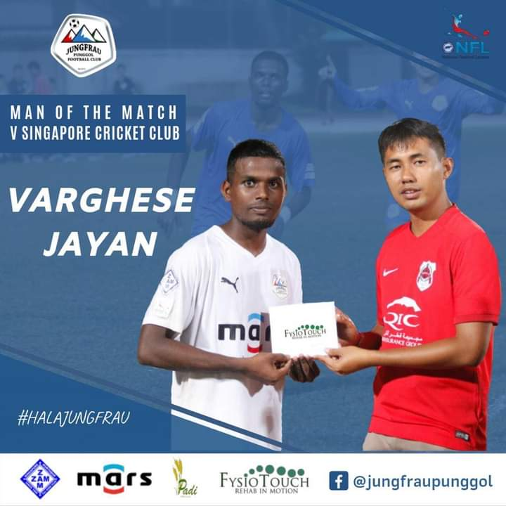 Varghese Jayan - The inspirational story of a self built man, for young footballers. FB IMG 1609923396935 1
