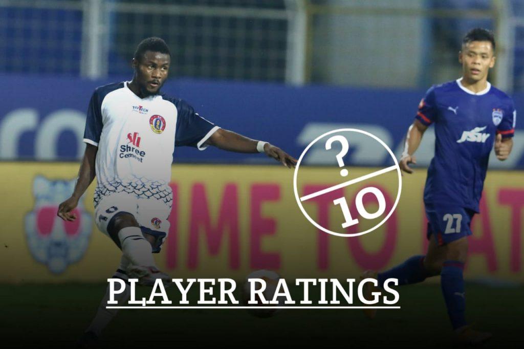 Player Ratings- Bengaluru FC Vs SC East Bengal FC ISL FEATURE