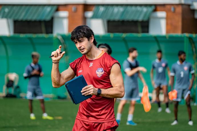 Juan Ferrando- Our Target Is To Get Three Points In Every Game Juan Ferrando