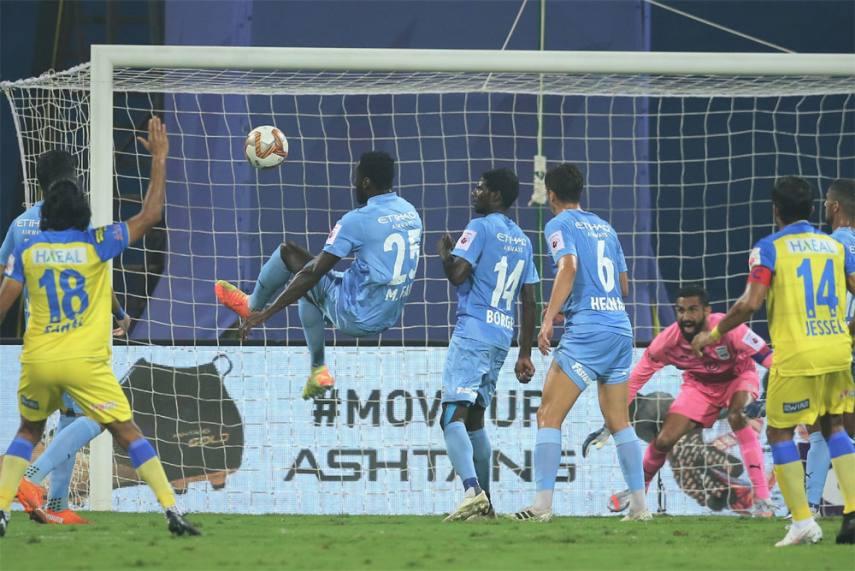 Player Ratings - Mumbai City FC vs Kerala Blasters FC Mumbai vs Kerala ISL 7 play 571 855