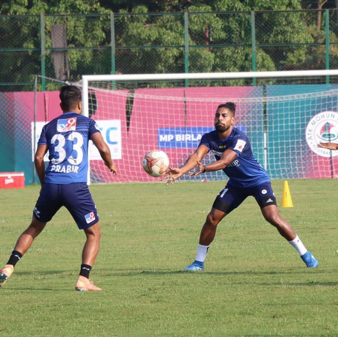 Match Preview – ATK Mohun Bagan vs Kerala Blasters FC: Team News, Injuries, Predicted Squad and Results Screenshot 2021 01 30 22 31 48 90 1