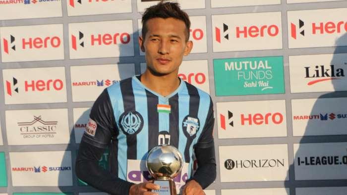 Chencho Gyeltshen's season fixtures in I-league 2021 – A Joy To Behold