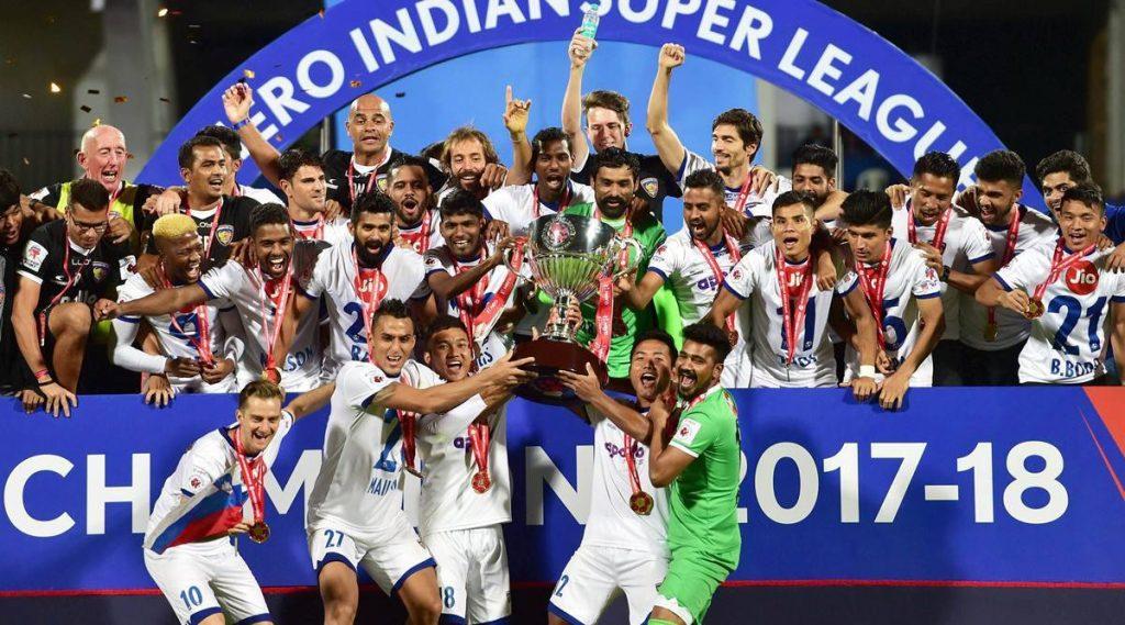 Can Tamil Nadu become the next hub of Indian football ? isl ens fb