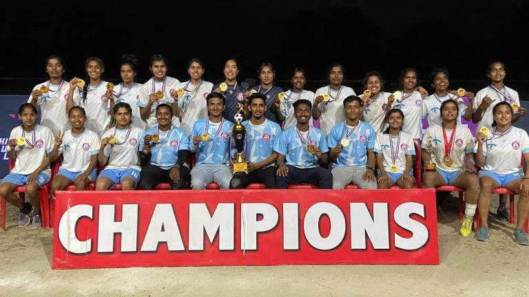 Techtro Swadesh United FC wins Himachal Women's League
