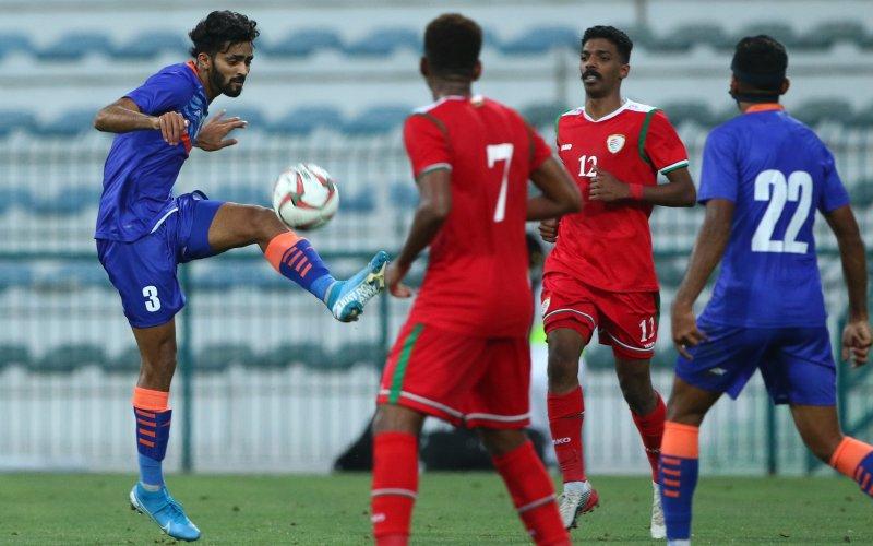 Akash Mishra, India vs Oman