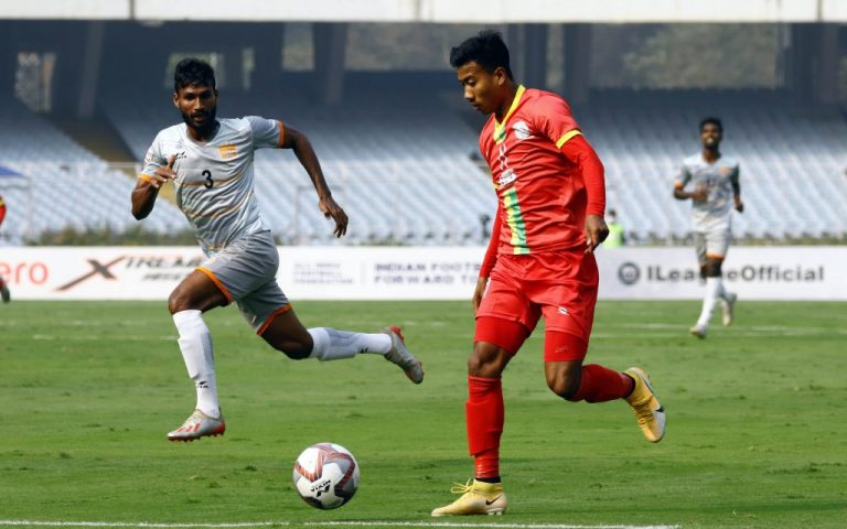 Bidyashagar Singh – I always want to play as a striker because India doesn't have many strikers
