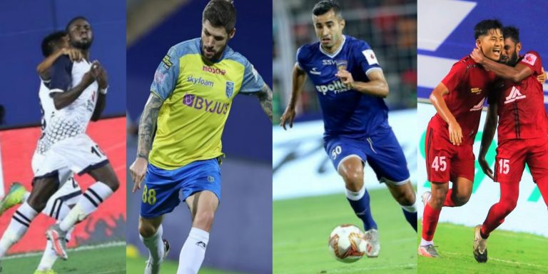 ISL 2020-21   Top 5 sensational goals of the season