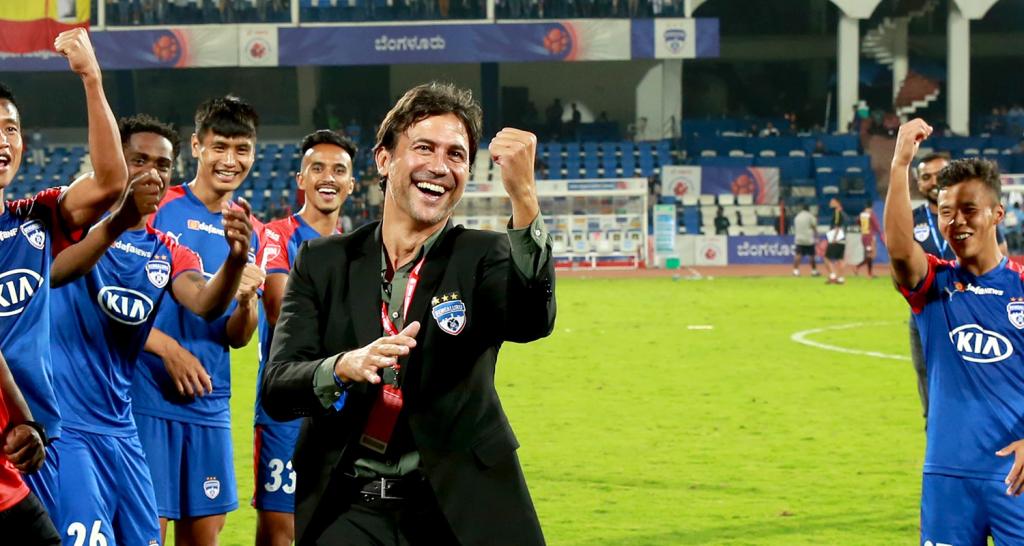 Carles Cuadrat at Bengaluru FC