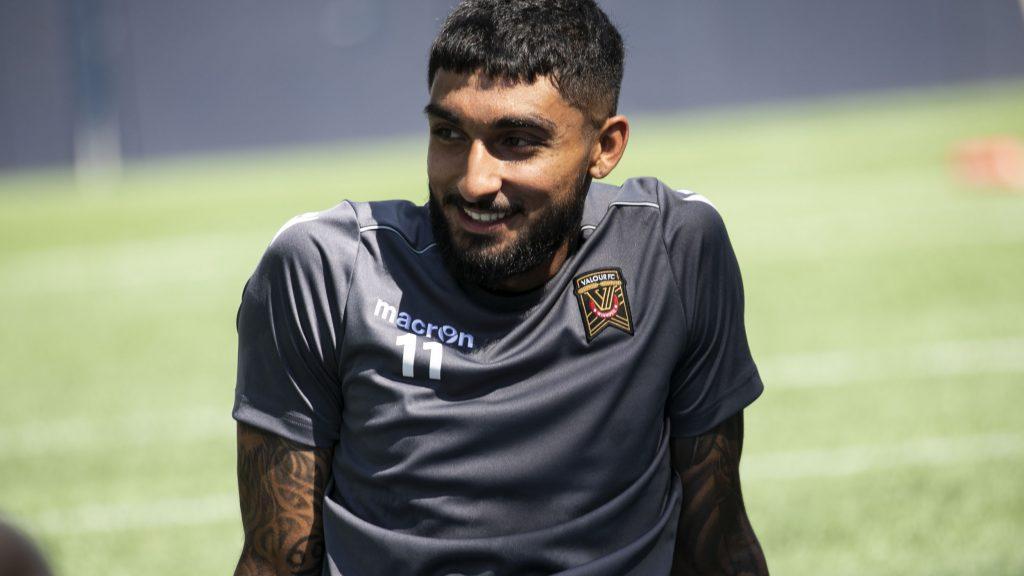 Shaan Hundal joins David Beckham owned Fort Lauderdale