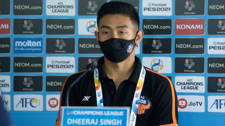Dheeraj Singh – I want to improve more and give my best to the team