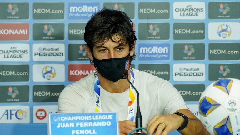 Juan Ferrando – A pleasure for us to participate in ACL