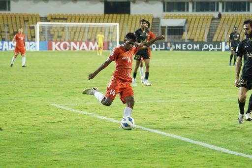 Match Report – Ferydoon's late equaliser spoils FC Goa's party