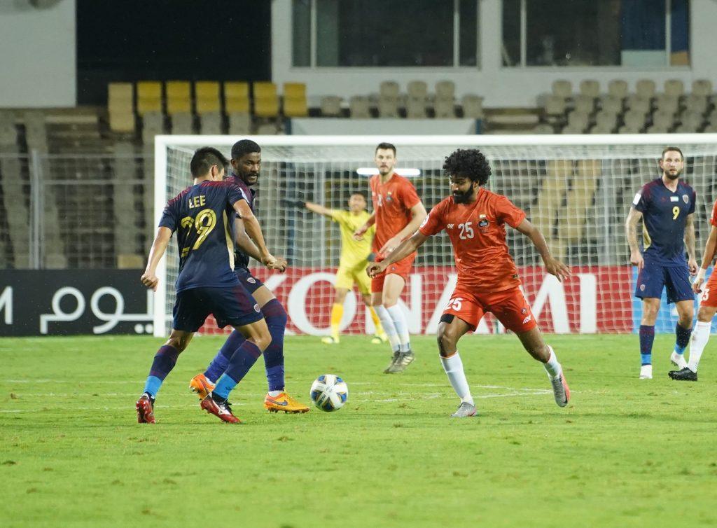 AFC Club Competition Rankings - Explained Glan Martins presses FC Goa va Al Wahda AFC Champions League 2021