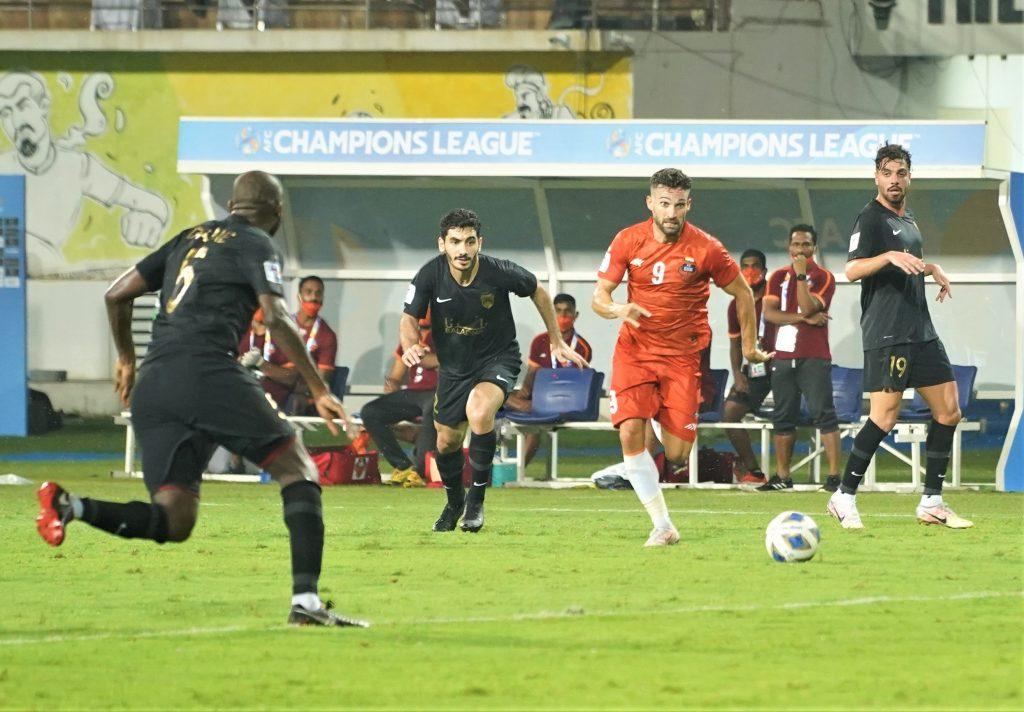 FC Goa vs Al-Rayyan SC - 5 talking points   AFC Champions League 2021 Jorge Ortiz attacks FC Goa vs Al Rayyan AFC Champions League