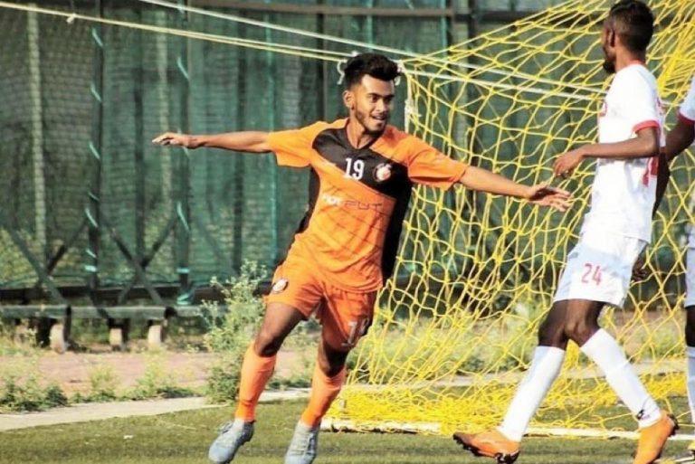 Sudipta Malakar joins Maldivian side LT Sports Club