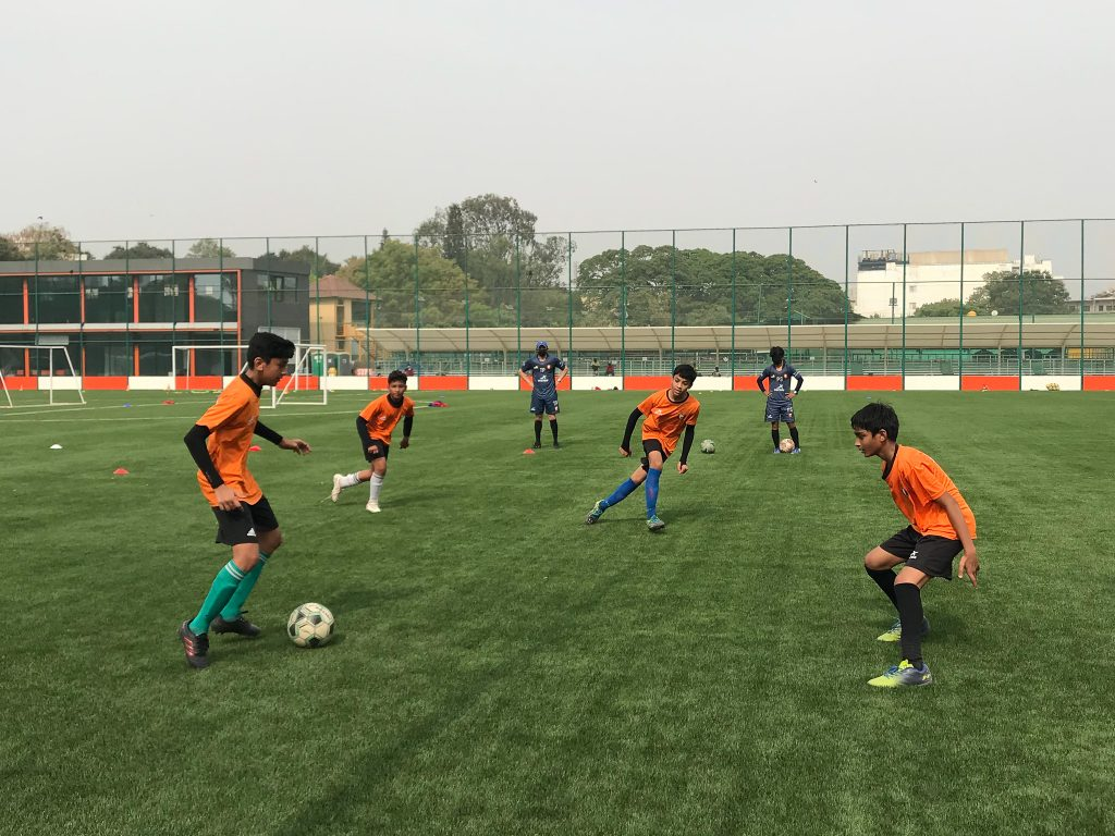 Now train and learn football in Bengaluru from UEFA pro licensed coach in summer camp Summer Camp2