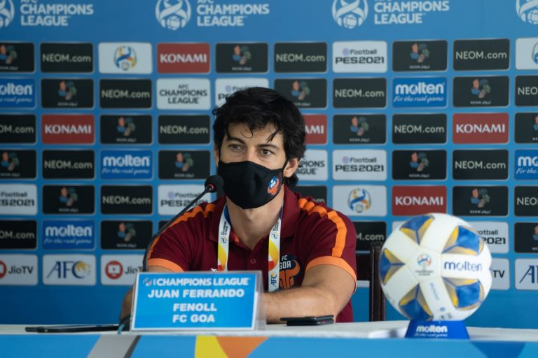 Juan Ferrando – I hope the players are ready with the right mentality