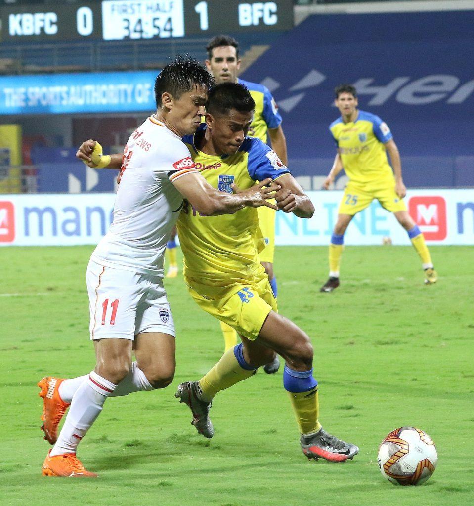 Denechandra Meitei ISL Kerala Blasters