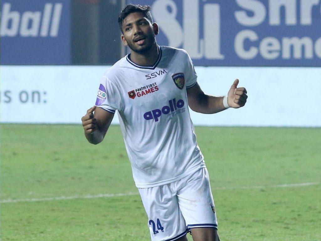 ISL - Rahim Ali extends his stay with Chennaiyin FC 20210515 175810