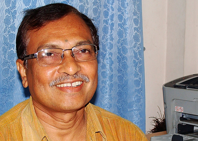 Dr. Smarajit Jana