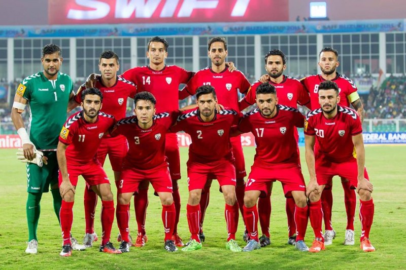 Rival Watch - India face tough but beatable Afghanistan Afghan football federation 800x533 1
