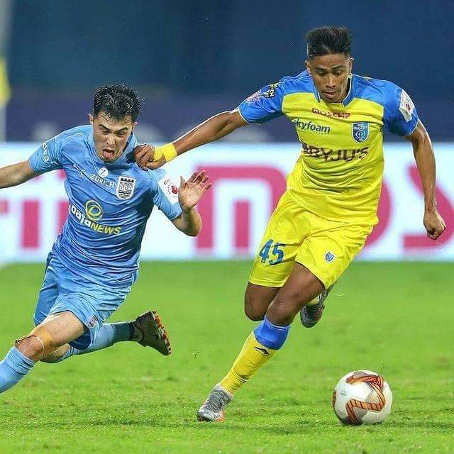 Official - Denechandra Meitei extends contract with Kerala Blasters FC till 2024 FB IMG 1620303152968