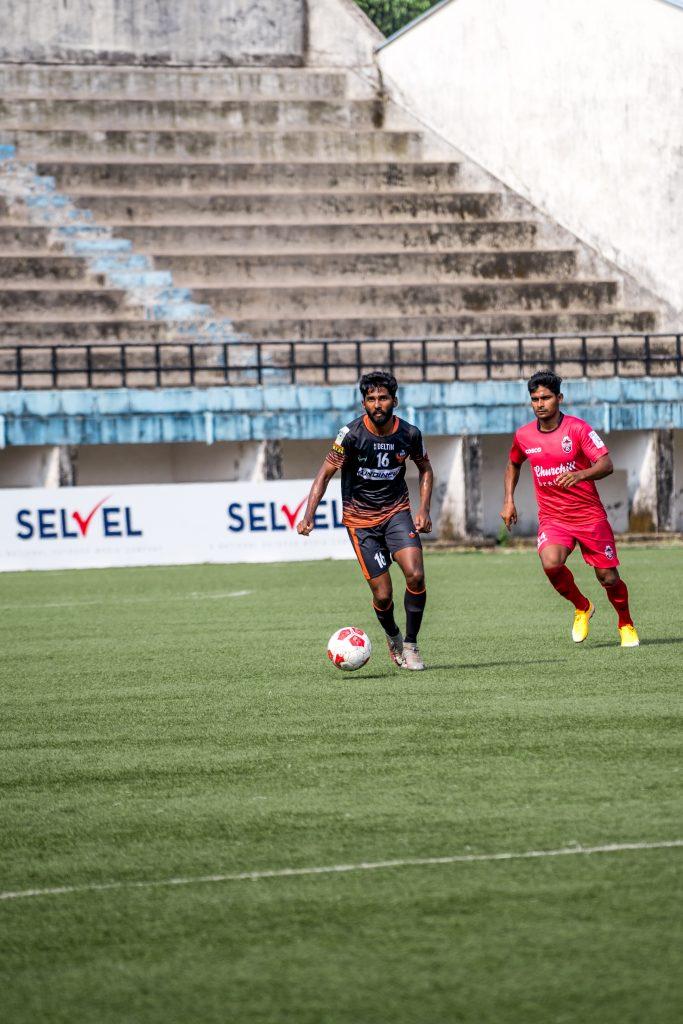 ISL - FC Goa to Promote Young Midfielder Christy Davis to Their Main Team