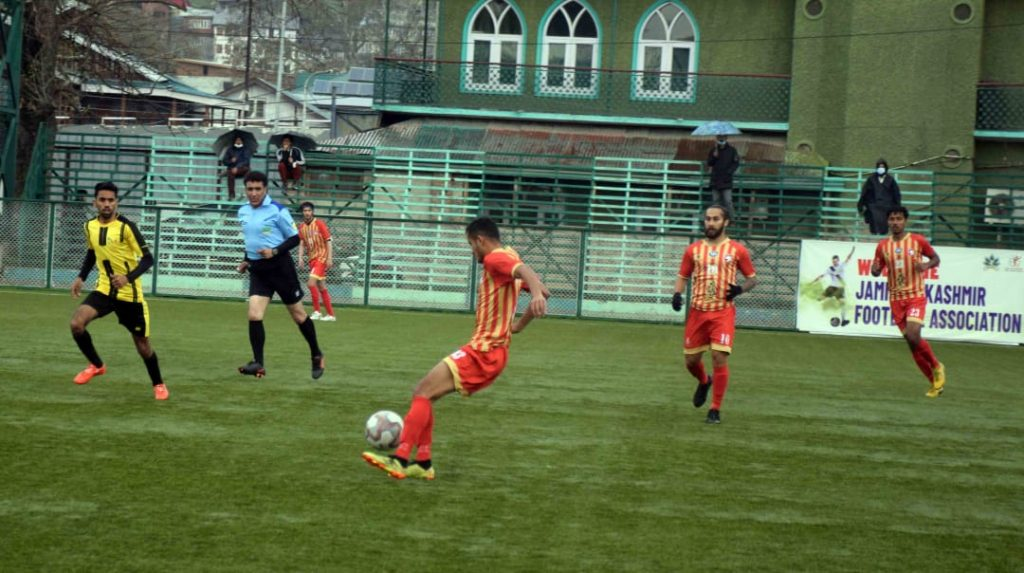 Hyderya Sports FC aims to qualify for ILeague second division, starts their preparations for the state league IMG 20210512 WA0126