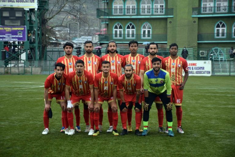 Hyderya Sports FC aims to qualify for ILeague second division, starts their preparations for the state league